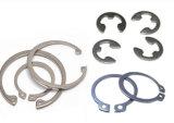 BACCANO 472 Retaining Rings di Steel Circlip Washers del carbonio per Bores