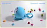 Altavoz portable de Bluetooth con el diseño impermeable del deporte (ID6012)