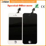 Affissione a cristalli liquidi del telefono mobile per il iPhone 5s dell'affissione a cristalli liquidi, per il convertitore analogico/digitale di iPhone 5s, per il convertitore analogico/digitale dell'affissione a cristalli liquidi di iPhone 5s