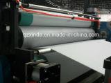 Preiswerter Preis-Hochgeschwindigkeitsrückspulentoiletten-Rollenpapier-Produktions-Maschinen-Gerät