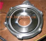 Roue à aubes convenable de haute performance de Chra de turbocompresseur de la roue Rhg6 Vd53 Cidb 114400-3980 Vxdh de compresseur de billette de Turbo