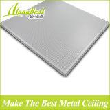 Plafonds augmentés par aluminium suspendus insonorisés en métal