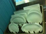 선반 컨베이어 유형 자동적인 접지 닦은 기계
