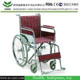 Stahl-Rollstühle der Kinder weiche Sitz