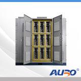Inversor variable de alto voltaje de la frecuencia de la impulsión de alto rendimiento trifásica de la CA 200kw-8000kw