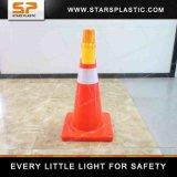 Tipo BRITANNICO indicatore luminoso d'avvertimento della barriera di traffico del LED