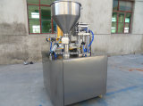 Máquina de rellenar de la fruta del yogur automático de la bebida