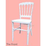 بيضاء بلاستيكيّة عرس قصر [شفري] كرسي تثبيت ([ج-ج036])