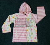 Popular New Design PVC Waterproof Rain Jacket for Children