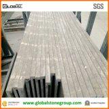 Верхние части Китая серые мраморный встречные для селитебной кухни
