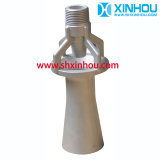 Plastica o Stainless Steel 1.5 '' Electrophoresis Tank Nozzle