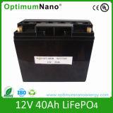Batteria di ione di litio acida al piombo sigillata 12V di caso ISO9001 5ah 10ah 20ah 100ah