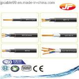 Câble de pouvoir et de commande de Nyy pour VDE fixe 0276 BS 6346 de l'installation HD 603 DIN