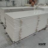 Поверхность Kingkonree белая твердая поверхностная акриловая каменная искусственная твердая