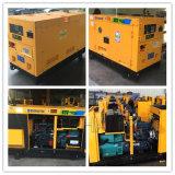 комплект генератора супер молчком силы 20kw 25kVA тепловозный