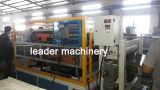 PVC+ASA 물결 모양 루핑 장 기와 밀어남 기계