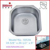 Undermountのインストールが付いているステンレス鋼の台所の流し、棒流し、洗浄流し(5052)