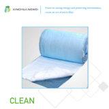 Теплоизолирующий материал свободно белой стеклянной ваты формальдегида относящий к окружающей среде содружественный