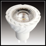Qualité GU10 7W DEL Spotlight SMD2835 Daylight Warm White