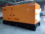 세륨 Factory Price Cummins Soundproof 120kw/150kVA Generator Set (6BTAA5.9-G12) (GDC150*S)