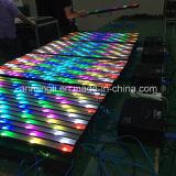 4*40 LEDのカラーストリップの照明