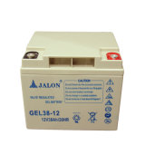 Válvula Regulated Lead Acid Gel Battery para UPS System (12V38ah)
