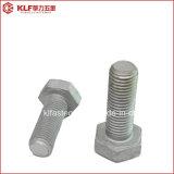 ASTM A325/A490 schwere Hex strukturelle Schraubbolzen