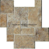 中国のBeige Travertine、Travertine TilesおよびTravertine Pattern