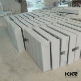 Cassetto di superficie solido dell'acquazzone della stanza da bagno della resina di pietra di Kingkonree
