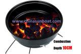 BBQ van de Houtskool van de Barbecue van de Familie van het Huishouden van het Roestvrij staal van Sunboat Openlucht Mini Draagbare Kokende BBQ van Hulpmiddelen Grill