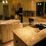 Nueva veneciana Oro Granito Mueble de cocina ( YQA - GC1007 )