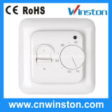 2-positie Controle met de ElektroVloer die van de Sensor de Mechanische Thermostaat van de Zaal verwarmen