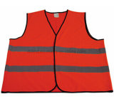 Maglia riflettente di sicurezza di alta visibilità con la certificazione (DFV1001)