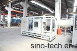 Protuberancia del tubo del PVC que hace la máquina para la producción del tubo del PVC