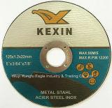 disque coupant de 5 '' 125X1.2X22.2mm