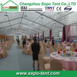 Evenings를 위한 큰 Luxury Clear Roof Party Wedding Tent