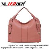実質の革本革のハンドバッグの女性デザイナーはハンドバッグを袋に入れる
