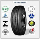 Tous les pneus radiaux en acier de camion et de bus avec le certificat 245/70r19.5 (GR612 GR678) de CEE
