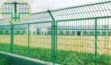 금속 와이어 메시 담, 검술하는 용접한 철망사, PVC에 의하여 입힌 철망사 담 확장하십시오