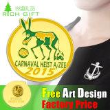 Изготовленный на заказ дешевый выдвиженческий мягкий значок Pin Малайзия металла эмали