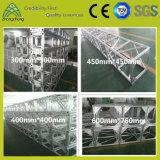 Tour en aluminium personnalisée d'armature de noce de vis