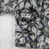 6mm imprimiu Charmeuse de seda para a tela de seda do vestido