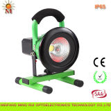 Multifunction portatif Rechargeable 10W DEL Flood Lamp