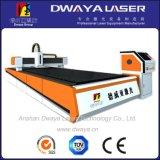 Dwy de Open Scherpe Machine van de Laser van de Optische Vezel van het Type