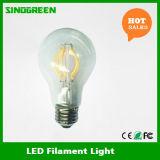 Bulbo del filamento del nuevo producto 85-265V 8W LED