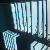 Luz del panel ultra fina clasificada Ce de la alta calidad 600*600*9m m LED el ningún oscilar incluso decoración de iluminación de Sidelit SMD2835