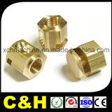 El latón de aluminio profesional del CNC de las piezas que trabaja a máquina parte piezas que trabajan a máquina del CNC