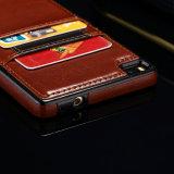 China-lederne Handy-Großhandelsfälle für Huawei P8/Ehre 7
