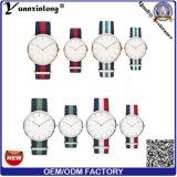 Yxl-600 2016 Nieuwe Horloges van de Mensen van de Pols van de Riem van de NAVO van het Type van Dw van de Horloges van de Mens van de Manier Nylon