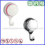 Stärkerer Luft-Vakuumabsaugung-Cup ABS Badezimmer Hardward Saugventil-Haken